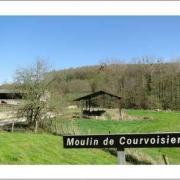 Moulin de courvoisier